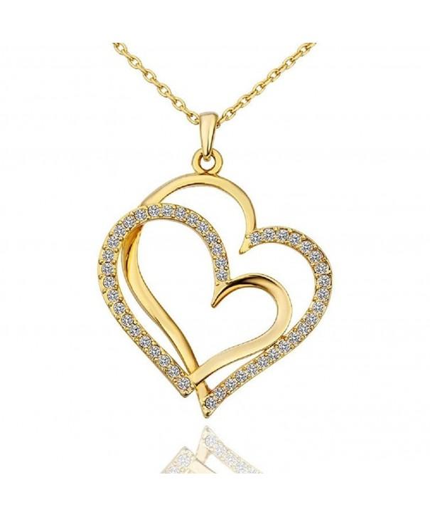 LIGHTMOON Swarovski Crystal Necklace Extender