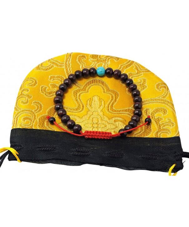 Rosewood Turquoise Bracelet Meditation RM 29