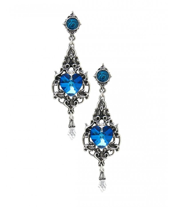 Empress Eugenie Earrings Alchemy Gothic