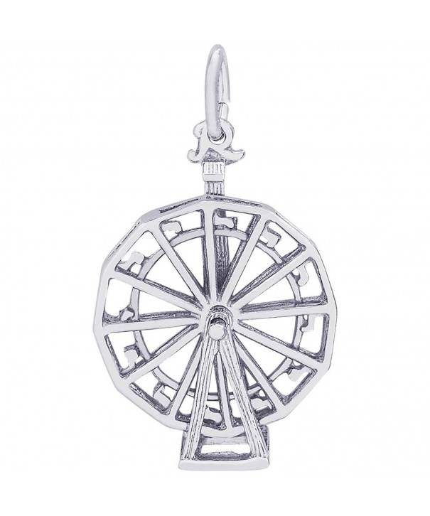 Rembrandt Charms Ferris Sterling Silver