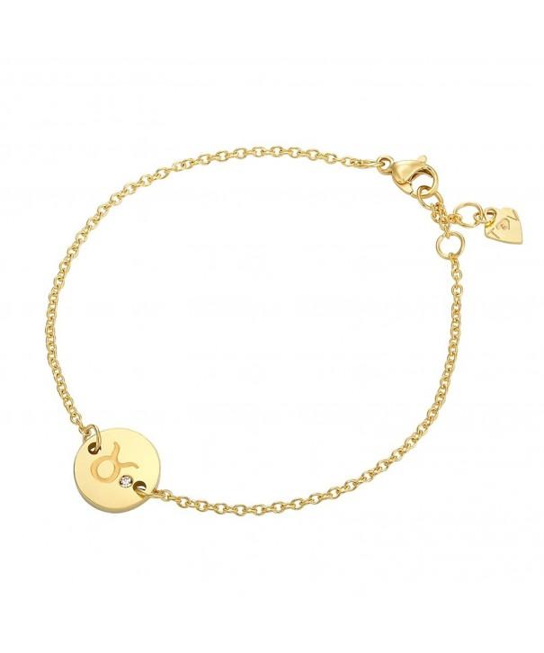 Taurus Pendant Bracelet Taylor Vine