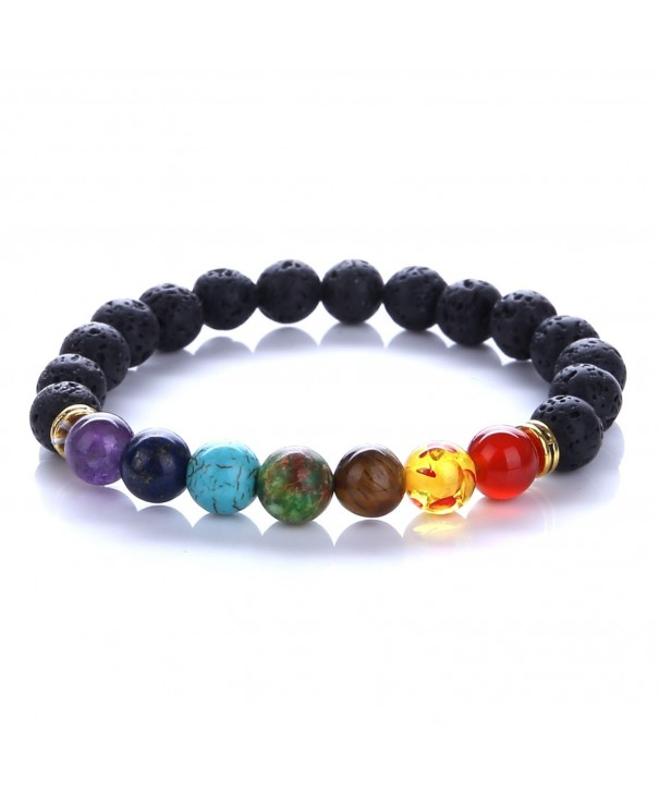 KISSPAT Natural Gemstone Bracelet Precious