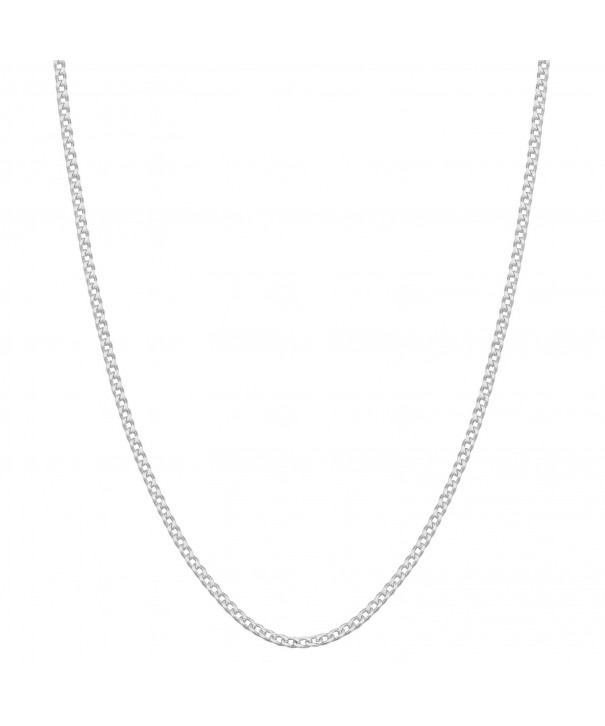 Sterling Silver 0 9mm Baby Chain