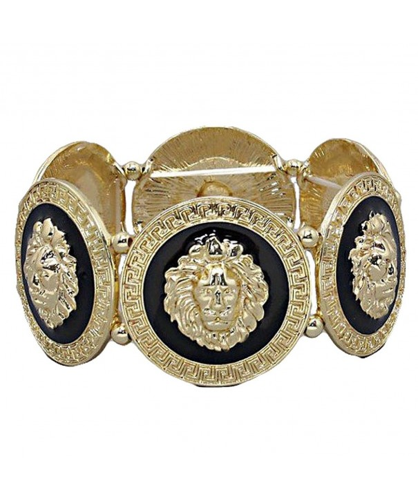 GALHAM Rihanna Inspired Medallion Bracelet