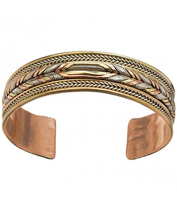 Style Healing Braid Bracelet Handmade