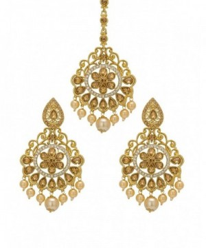 Bindhani Wedding Pakistani Zirconia Earrings