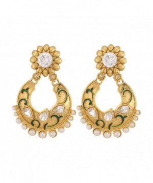 Prakash Jewellers traditional gorgeous earrings