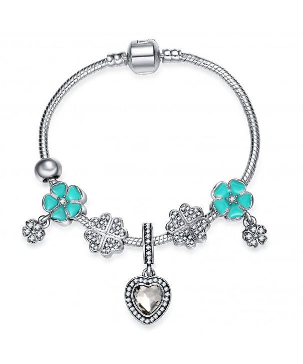 Patricks Presentski Bracelet Dazzling Blossoms