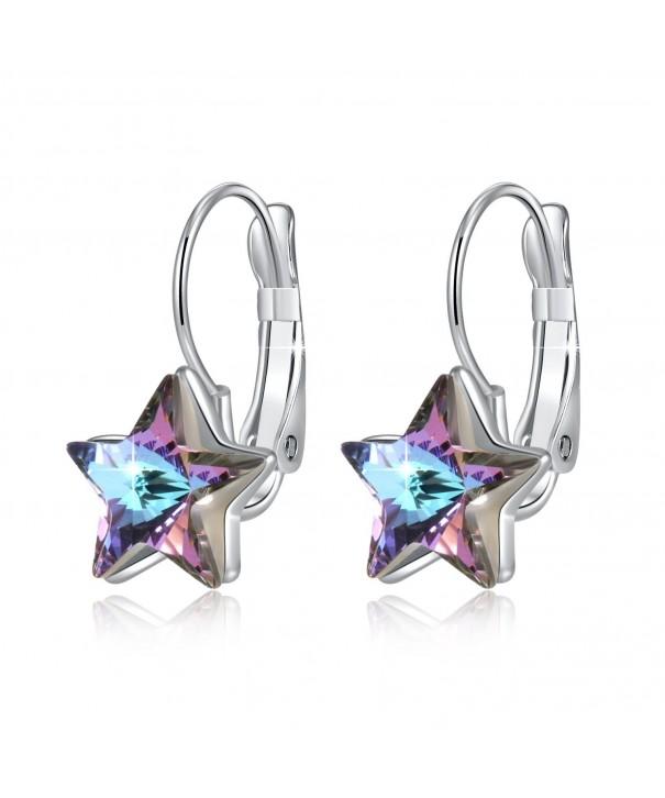 Etanoluv Earrings Fashion Jewelry Swarovski