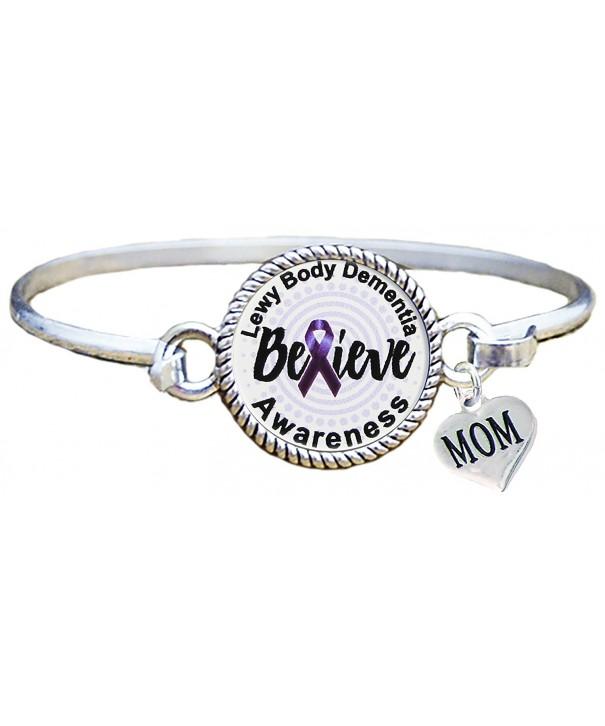 Bracelet Dementia Awareness Believe Jewelry