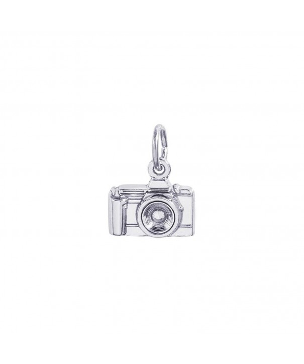 Rembrandt Sterling Silver Camera Charm