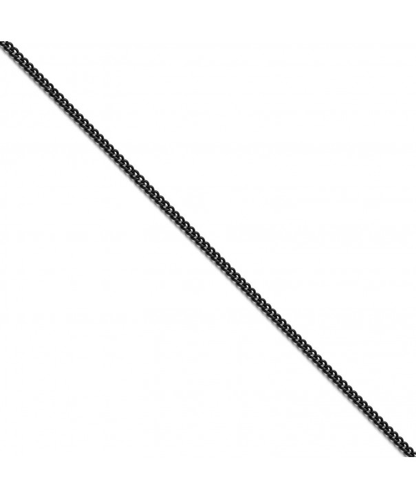 CHISEL Stainless Polished IP plated Necklace