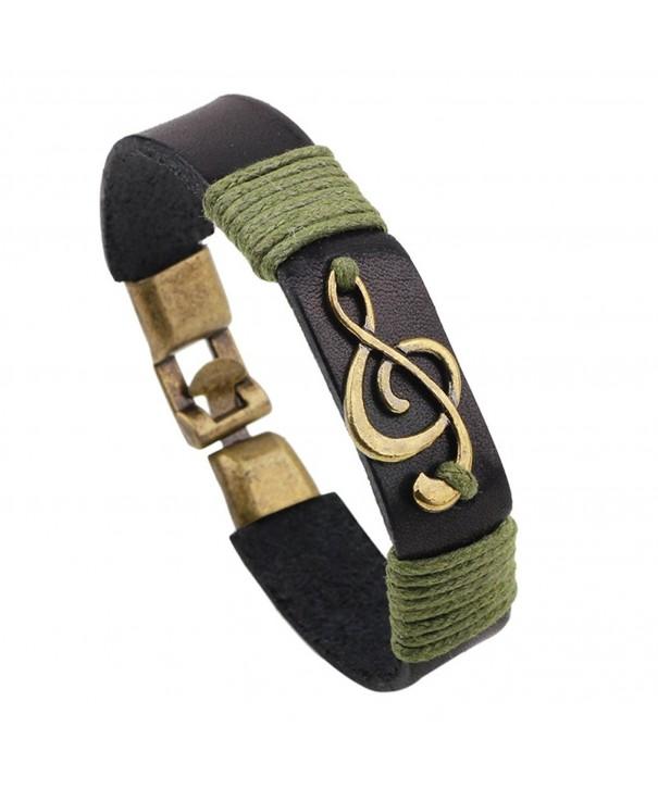 November Nocturne Ancient Handmade Bracelet