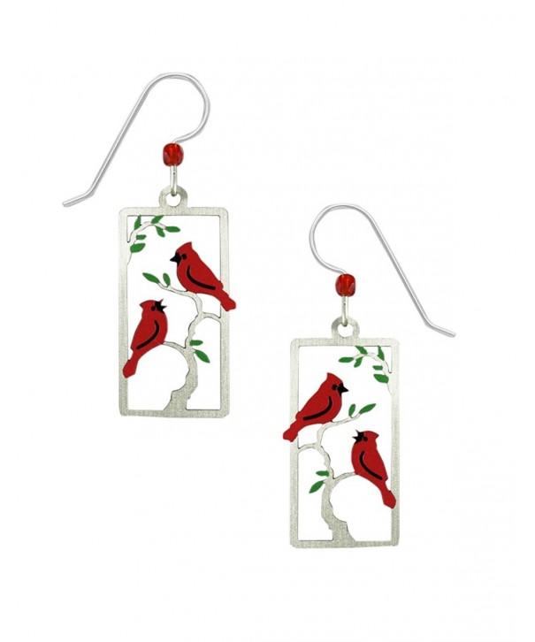 Sienna Sky Handpainted Cardinals 2000
