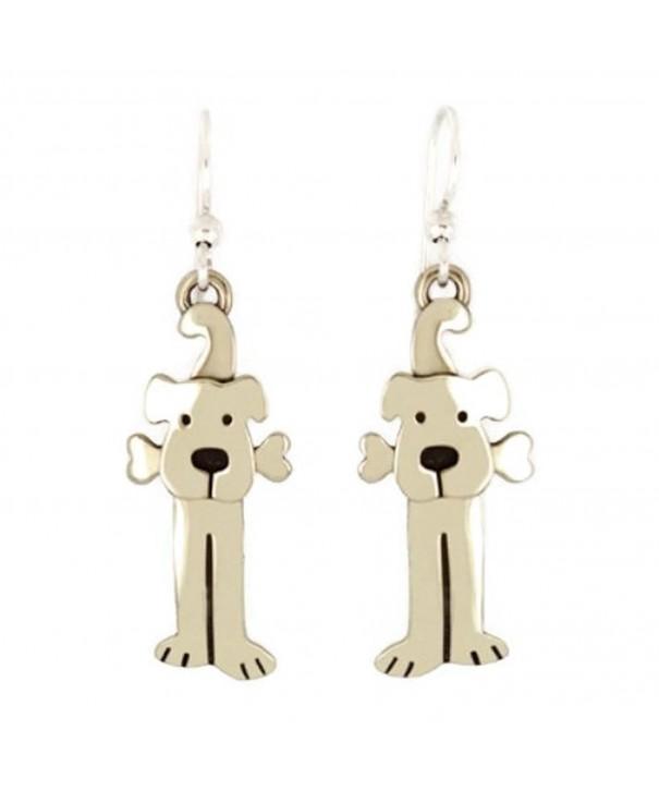 Earrings Silver Puppy Far Fetched