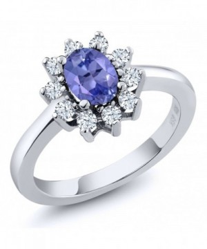 Sterling Silver Tanzanite Womens Available