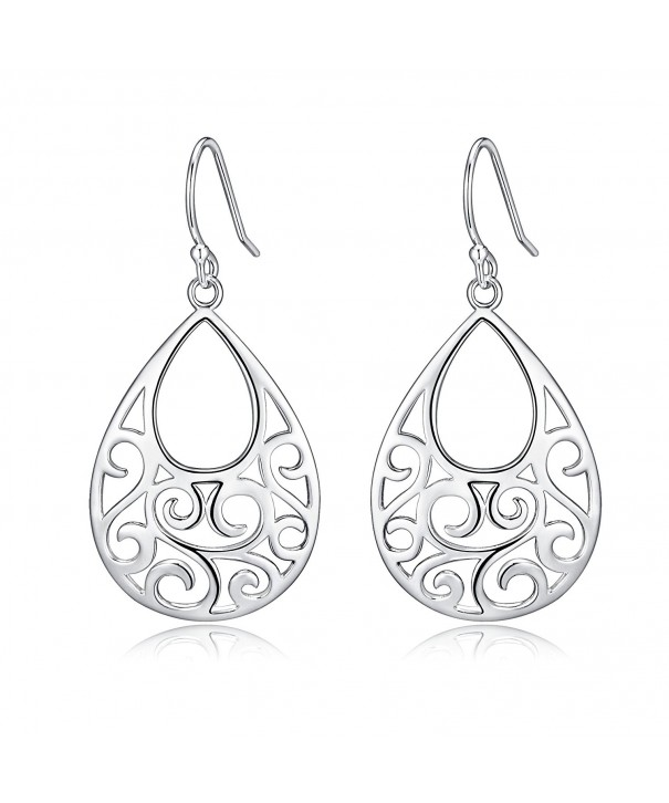 Sterling Filigree Abstract Sensitive Renaissance