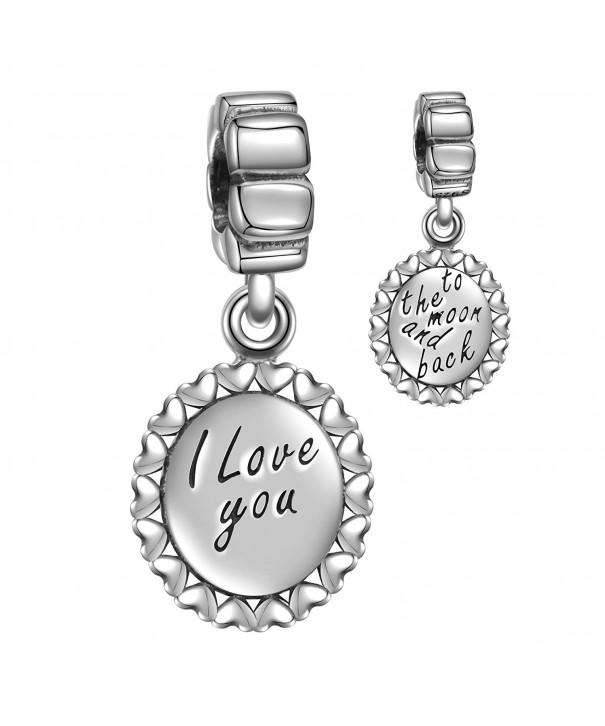 Sterling Silver Around European Bracelets