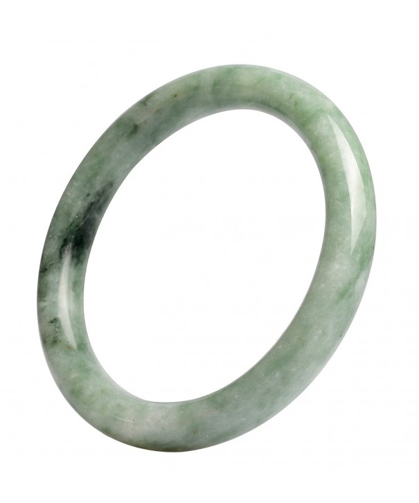 Natural Round Bangle Bracelet 62 63mm