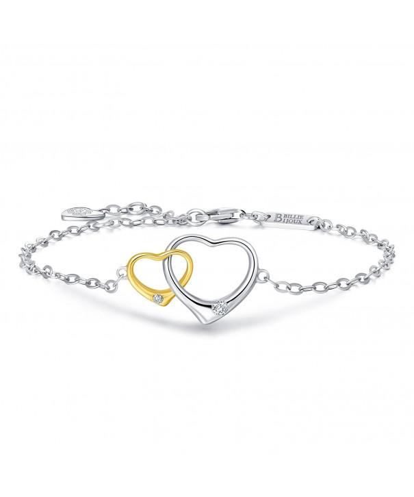 Billie Bijoux Sterling Silver Bracelet
