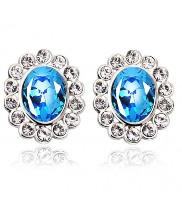 MOTHERS ROMANTIC Austrian Accented Earrings