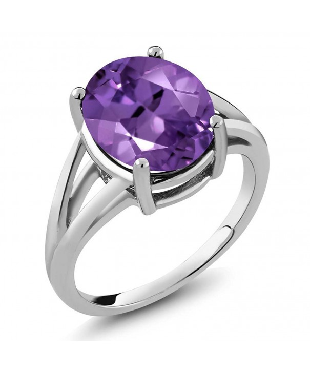 Amethyst Gemstone Birthstone Sterling Available