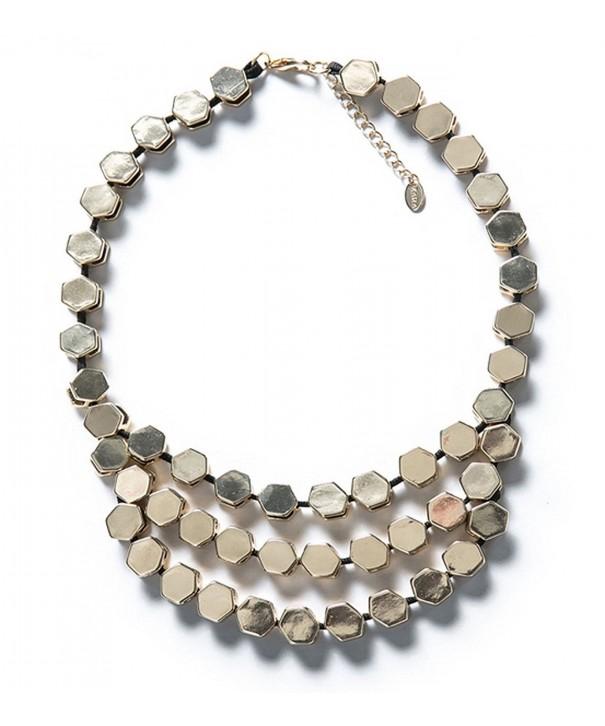 Collier Chain Necklace Vintage Statement
