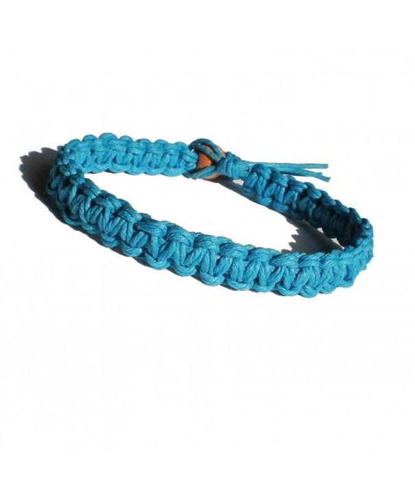 Turquoise Surfer Hawaiian Style Bracelet