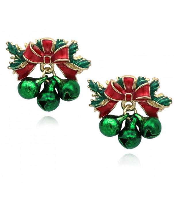 cocojewelry Christmas Jingle Earrings Jewelry