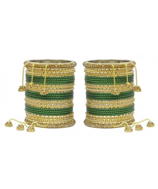 MUCHMORE Ethnic Fashion Bangle Jewelry