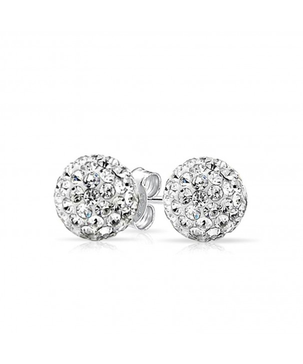 Earrings Micro Zirconia Sterling Silver