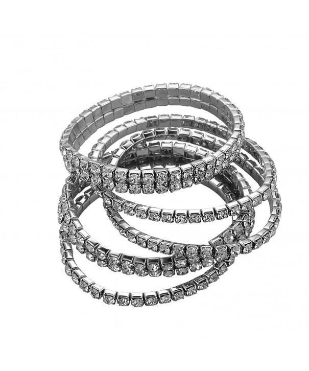 Fashion Promotion Crystal Rhinestone Bracelet