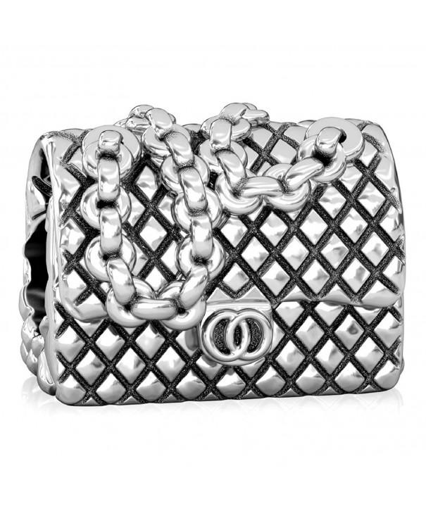 FASCINI Designer European Sterling Bracelets