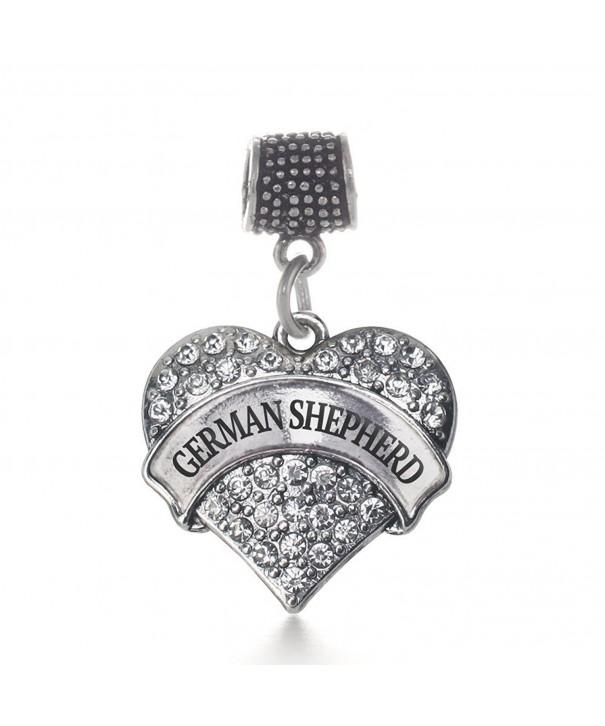 Inspired Silver Shepherd Bracelets Compatible