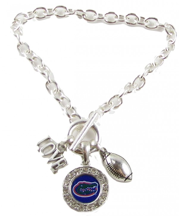 Florida Gators Football Bracelet Jewelry