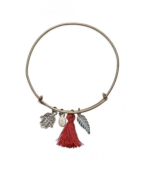 Locas Biju Handmade Pendants Bracelet