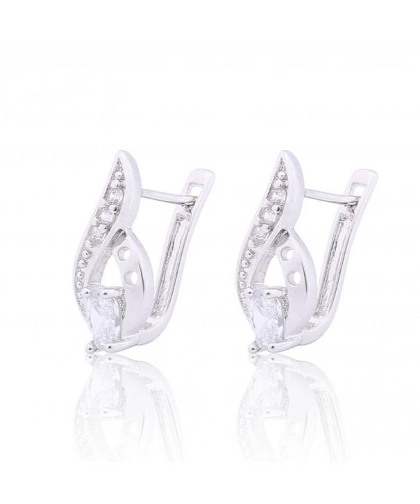 GULICX Vintage Pierced Earrings Jewellery
