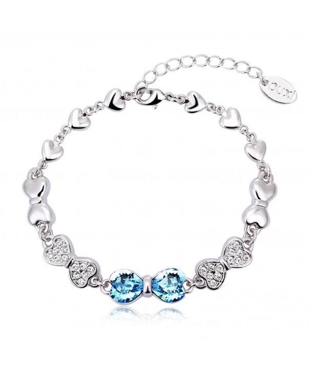 Swarvoski Crystal Elements Bracelet BSS006 B
