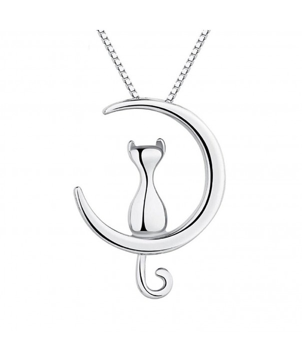 Potok Sterling Silver Necklace Pendant