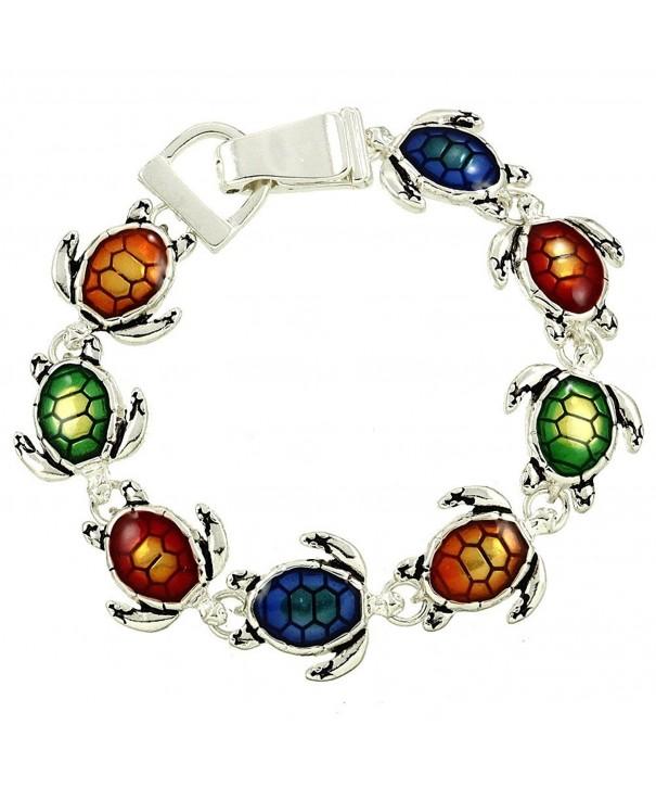 Liavys Turtle Fashionable Chain Bracelet