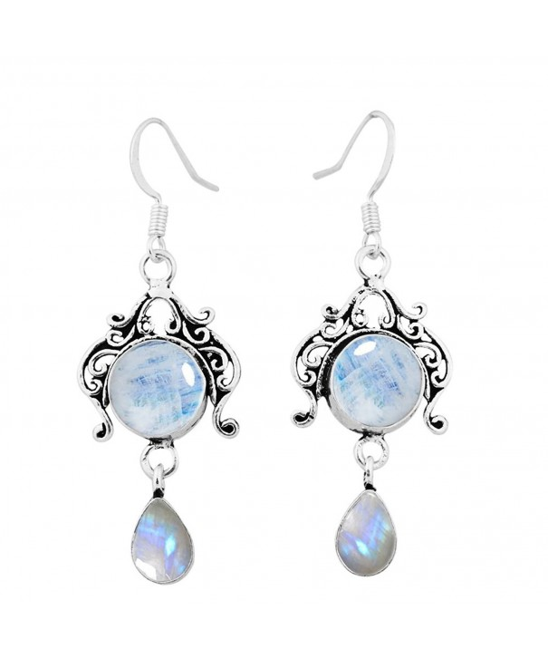 Moonstone Sterling Silver Handmade Jewelry