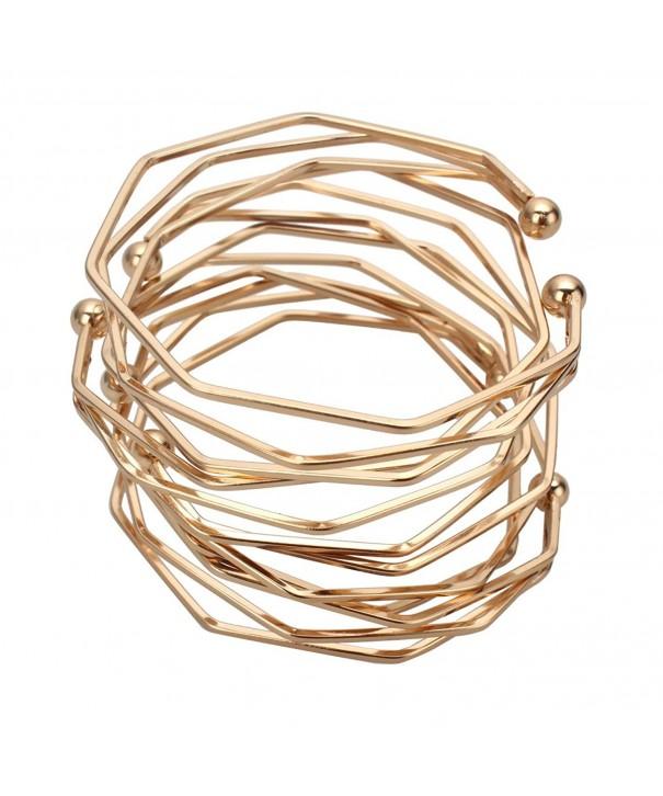 YISSION Bracelet Three Dimensional Irregular Bracelets