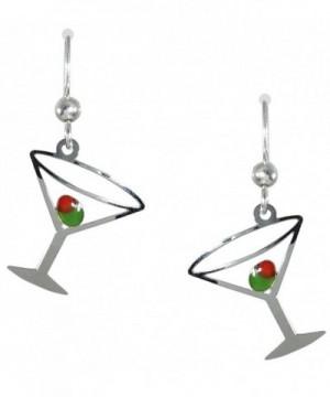Sienna Sky Martini Earrings 1038