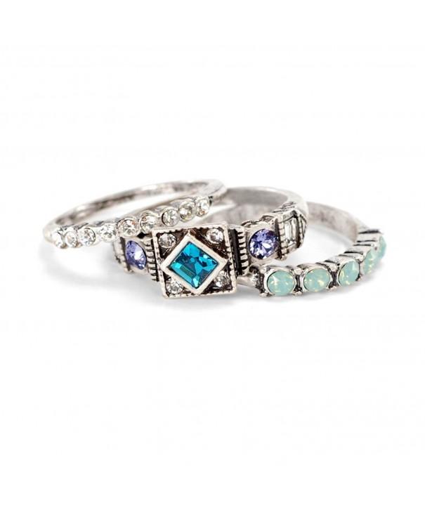 Inspirational Silver Swarovski Crystal Longevity