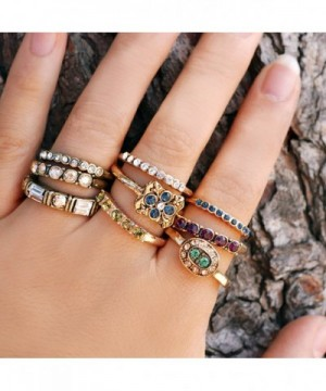 Women's Stacking Rings