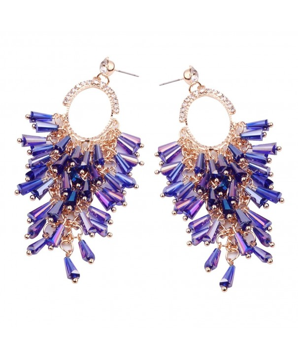 Womens Bohemian Classical Earrings Statement