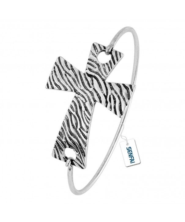SENFAI Zebra stripe Bracelet Antique antique