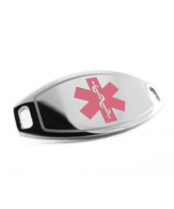 MyIDDr Pre Engraved Customized Diabetes Attachable