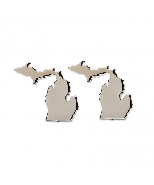 Michigan Earrings Jewelry Stainless Product