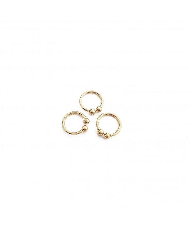 HONEYCAT Plated Minimalist Delicate Jewelry